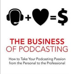 podcast book